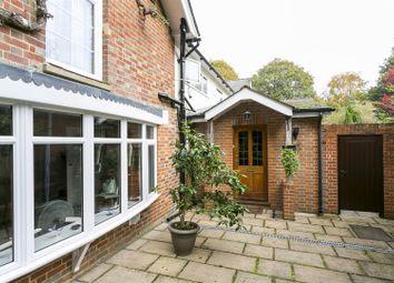 4 bed detached house for sale in Seven Mile Lane, Borough Green, Sevenoaks TN15