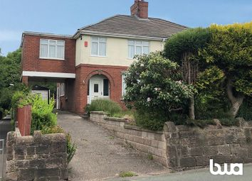 Thumbnail 4 bed semi-detached house for sale in 1 Park Lane, Knypersley, Stoke-On-Trent