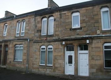 Thumbnail 1 bed flat to rent in Victoria Street, Larkhall
