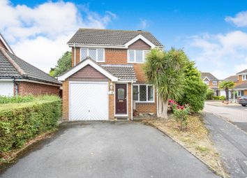 Thumbnail 3 bed detached house to rent in Kingfisher Way, Saxons Landing, Christchurch