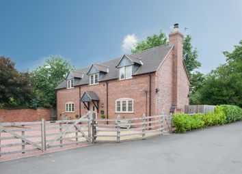 Thumbnail 3 bed detached house for sale in The Square, Elford, Tamworth