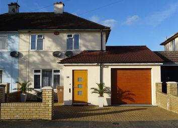 Thumbnail 2 bedroom semi-detached house for sale in Cherwell Drive, Chelmsford