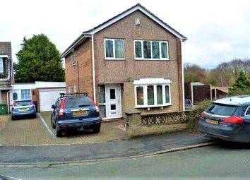 Thumbnail 3 bed detached house for sale in Chester Drive, Wigan