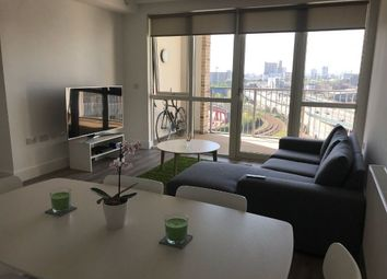Thumbnail 2 bed flat to rent in Argo Apartments, 4 Silvertown Way, Canning Town
