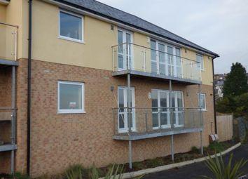 Thumbnail 1 bed flat for sale in Y Bae, Hiral Bay, Bangor, Gwynedd
