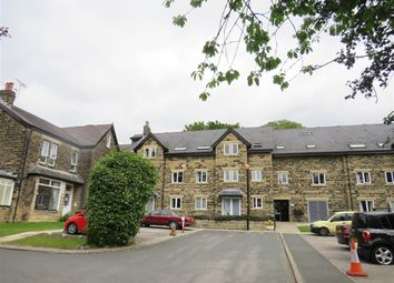 Thumbnail 2 bed flat for sale in Park Crescent, Roundhay, Leeds