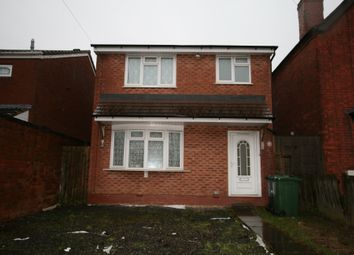 Thumbnail 3 bedroom detached house to rent in Lichfield Road, Shelfield, Walsall