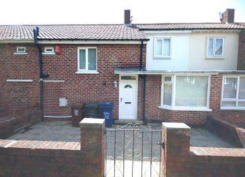 Thumbnail 2 bedroom terraced house for sale in Bowfell Avenue, Kenton, Newcastle Upon Tyne