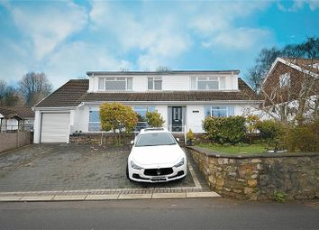 Thumbnail 4 bed detached house for sale in Leigh Road, Trevethin, Pontypool