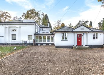 Thumbnail 4 bed detached house for sale in Ottershaw, Surrey