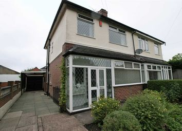 Thumbnail 3 bedroom semi-detached house for sale in St Thomas Place, Penkhull, Stoke On Trent
