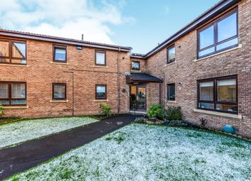 Thumbnail 2 bed flat for sale in Miller Court, Dumbarton