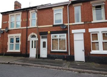 Thumbnail 2 bedroom terraced house for sale in May Street, Derby