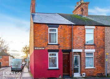 Thumbnail 3 bed end terrace house for sale in Meyrick Road, Newark, Nottinghamshire
