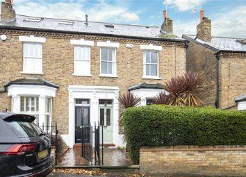 Chisholm Road, Richmond, Surrey TW10. 4 bed semi-detached house for sale