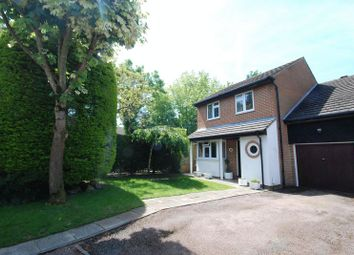 4 bed link-detached house for sale in Goldfinch Close, Chelsfield, Orpington BR6