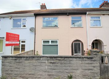Thumbnail 3 bed terraced house for sale in Hill Park Road, Torquay