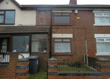 Thumbnail Terraced house for sale in 28 Staveley Street, Edlington, Doncaster, South Yorkshire