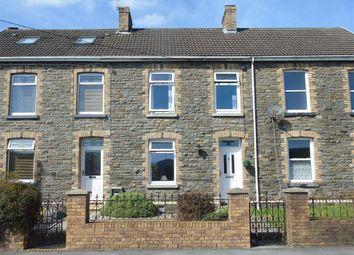3 bed terraced house for sale in Myrtle Hill, Ponthenri, Llanelli SA15