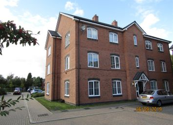 Thumbnail 2 bed flat to rent in The Sidings, Water Orton, Birmingham