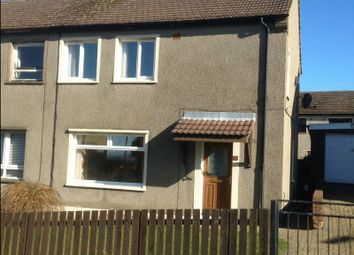 Thumbnail 3 bed semi-detached house for sale in Bo'mains Road, Bo'ness