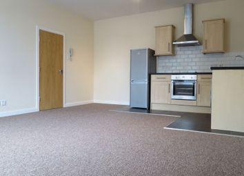 Thumbnail 1 bed flat to rent in Queenscourt, Queen Street, Morley, Leeds