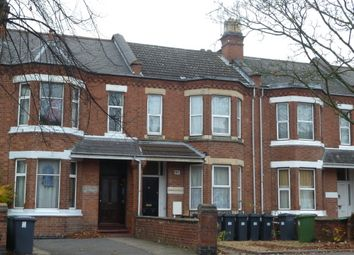 Thumbnail Studio to rent in Flat 2, 61 Radford Road, Leamington Spa