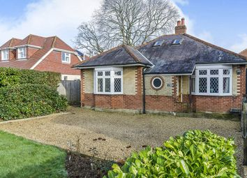 Thumbnail 3 bed bungalow for sale in Woodland Gardens, Blackfield, Southampton