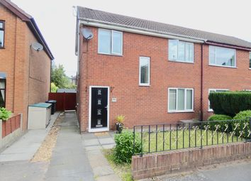 Thumbnail 3 bedroom semi-detached house for sale in Manchester Road, Woolston, Warrington