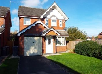 Thumbnail 3 bed detached house for sale in The Orchards, Shavington, Crewe, Cheshire