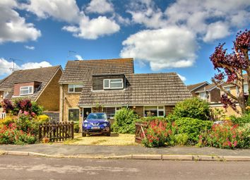 Thumbnail 4 bed detached house for sale in Clover Road, Market Deeping, Peterborough
