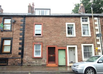 Thumbnail 4 bed terraced house for sale in South End, Wigton, Cumbria