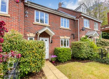 Thumbnail 3 bed terraced house for sale in Drayton Road, Norwich