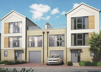 Thumbnail 5 bedroom semi-detached house for sale in St Mary's Island, Chatham Maritime, Kent