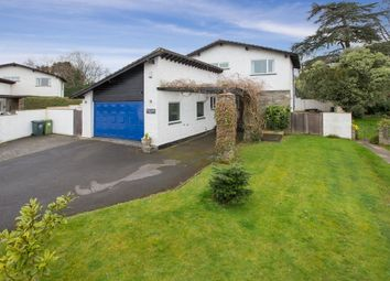 Thumbnail 4 bed detached house for sale in Whitehill Close, Newton Abbot