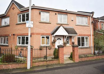 Thumbnail 3 bed semi-detached house to rent in Ribston Street, Manchester