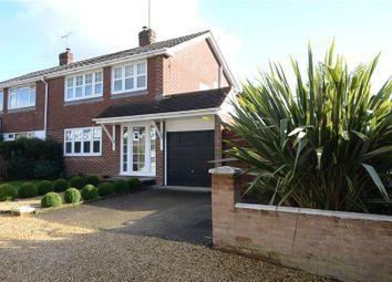 Thumbnail 3 bed semi-detached house for sale in Park Road, Wokingham, Berkshire