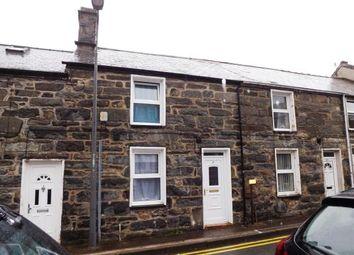 Thumbnail 2 bed terraced house for sale in Glynllifon Street, Blaenau Ffestiniog, Gwynedd, .