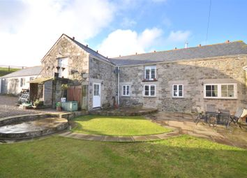 Thumbnail 4 bed semi-detached house for sale in Newham, Helston