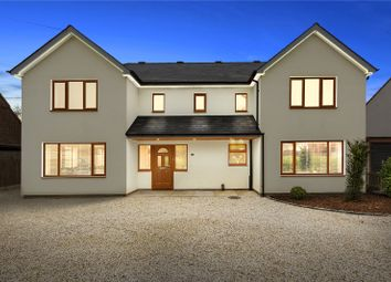 Thumbnail 5 bed detached house for sale in Pines Road, Chelmsford, Essex