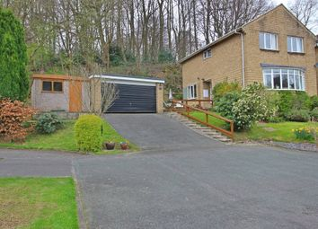 Thumbnail 4 bed detached house for sale in Lingwood Close, New Mill, Holmfirth