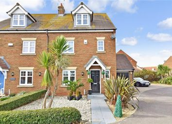 Thumbnail 4 bed town house for sale in Hunnisett Close, Selsey, Chichester, West Sussex