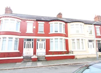 Thumbnail 3 bed terraced house to rent in Cornett Road, Liverpool