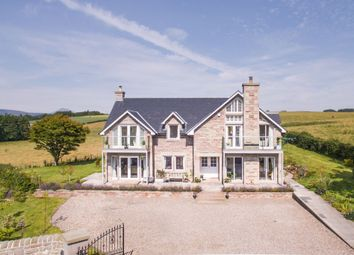 Thumbnail 5 bed country house to rent in Thornhill, Stirling