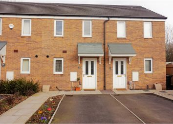Thumbnail 2 bed terraced house for sale in Edmundsbury Road, Newport