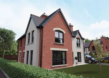 Thumbnail 4 bedroom detached house for sale in 1, Royal Ascot Mews, Carryduff