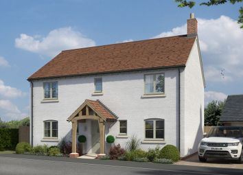 Thumbnail 4 bedroom detached house for sale in Oaklands Holt, Gadbridge Road, Weobley, Herefordshire