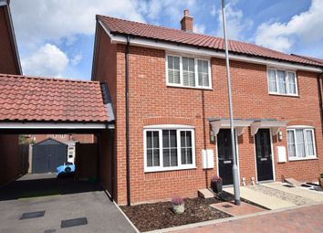 Thumbnail 2 bed semi-detached house for sale in Dresden Square, Clacton-On-Sea