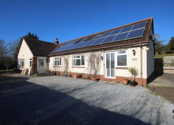 Thumbnail 7 bed detached bungalow for sale in Watchet