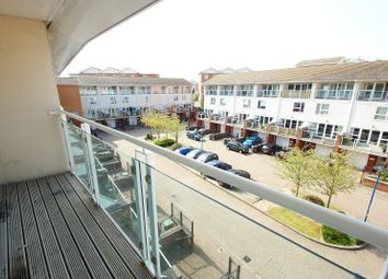 Thumbnail 3 bed town house to rent in Taliesin Court, Chandlery Way, Cardiff